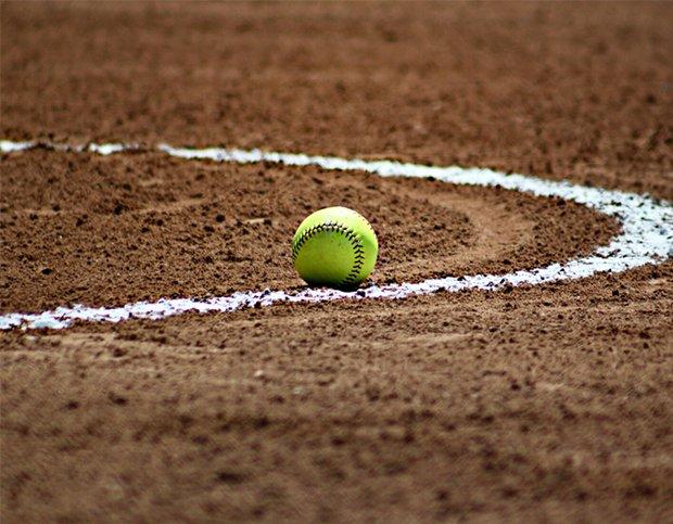 softball-on dirt field